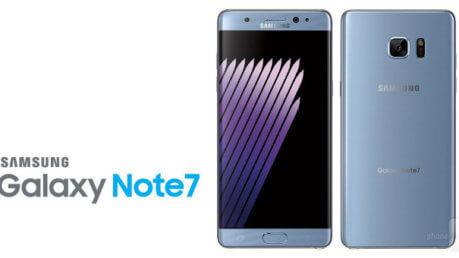 Ancora guai per il Samsung Galaxy Note 7, prendono fuoco anche i modelli sostitutivi