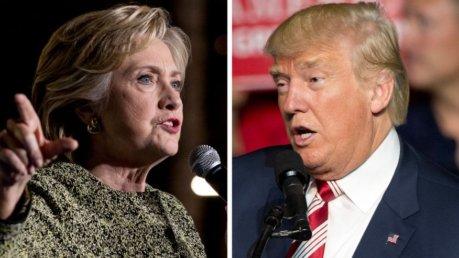 Sondaggi Elezioni Usa 2016. Trump in vantaggio su Clinton foto foxnews.com