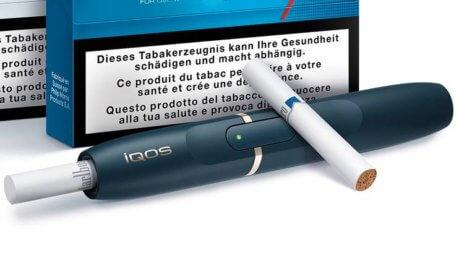 Philip Morris potrebbe smnettere di produrre sigarette. La multinazionale punta sul tabacco riscaldato ma non bruciato della iQos foto rsi.ch