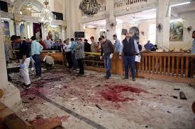 attentato egitto domenica delle palme isis