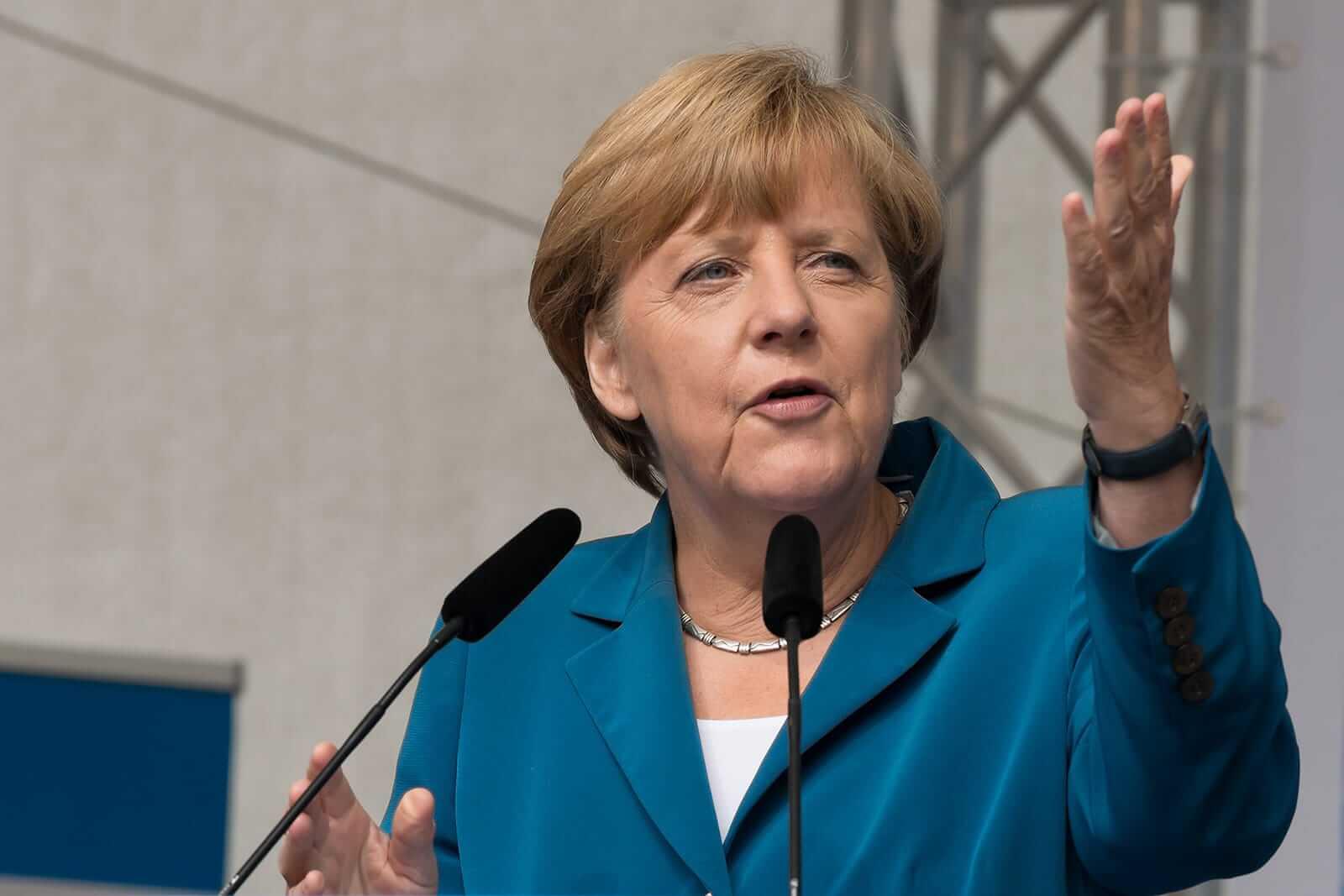 Hacker, Angela Merkel